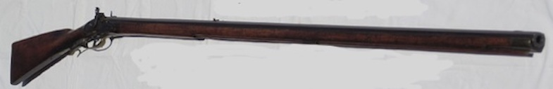Crockett Long Rifle
