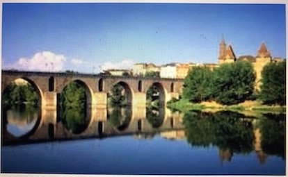 Montauban Old Bridge